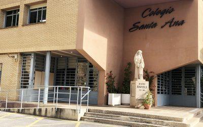 """Algemesí concedeix el Guardó d'Honor de la ciutat a las """"Hermanas de la Caridad de Santa Ana"""""""